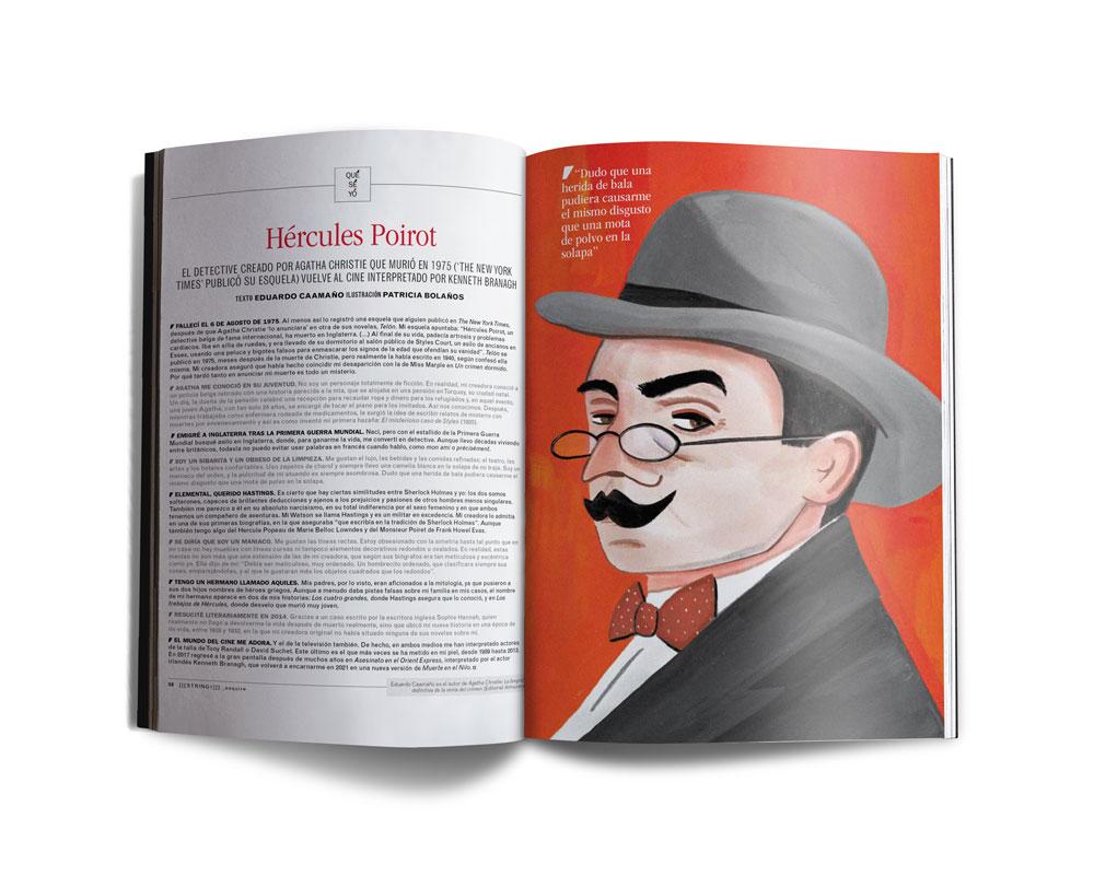 Esquire-Poirot